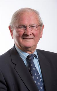 Councillor Reg Adair