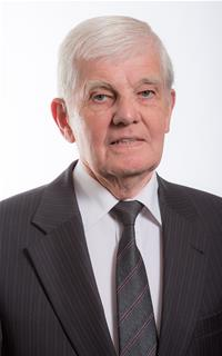 Councillor Barrie Cooper